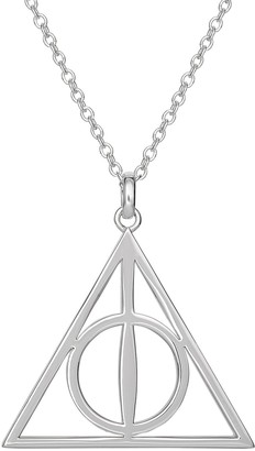 Licensed Character Harry Potter Deathly Hallows Pendant Necklace
