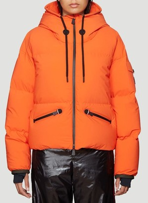 MONCLER GRENOBLE Padded Zip-Up Jacket
