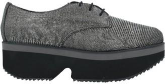 Espadrilles Lace-up shoes