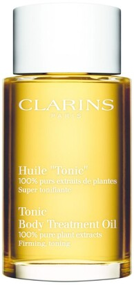 Clarins Body Treatment Oil For Firming/Toning (100Ml)