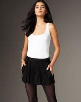 Nanette Lepore Gathered Shorts
