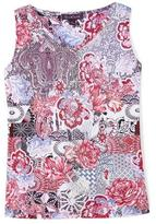 Gloria Vanderbilt Women's Sleeveless Blouse