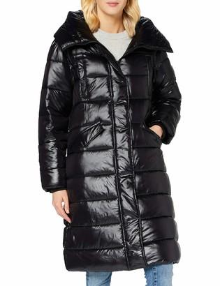 Superdry Women's High Shine Duvet Coat Jacket