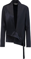 Dion Lee Belted silk jacket
