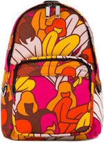 Bally women print backpack - women - Nylon - One Size