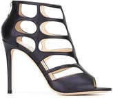 Jimmy Choo 'Ren 100' sandals - women - Leather - 39.5