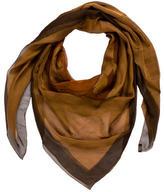 Hermes Silk Mousseline Shawl