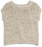 Splendid Little Girl's Marled Sweater