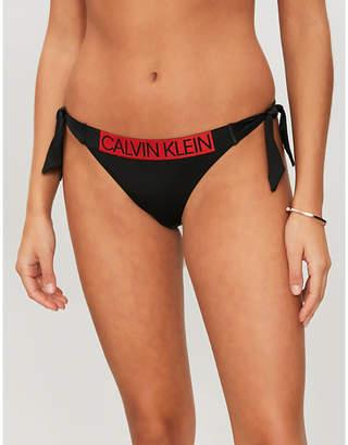 Calvin Klein Core Icon Classic tie-side bikini bottoms