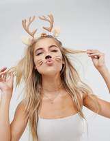 Asos Halloween Novelty Deer Headband