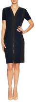 Elie Tahari Jocelyn Contrast Sheath Dress