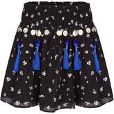 Wanderlust Star Printed Skirt