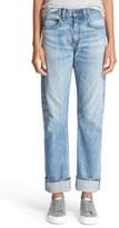 Rag & Bone Women's 'Marilyn' High Rise Crop Jeans