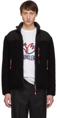 Moncler 2 1952 Reversible Black Down Brohan Jacket