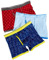 Bottoms Out Boxer Brief - Pack of 3