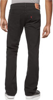 Levi's 514 Straight-Fit Jeans, Black