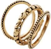 Barse Bronze/Mother-of-Pearl Necklace RMANN06MU (Women's)