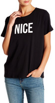 French Connection Nice Short Sleeve Tee
