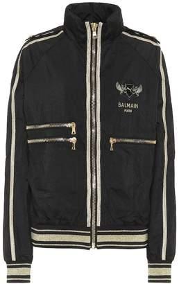 Puma x Balmain nylon jacket