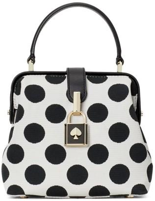 Kate Spade Small Remedy Bikini Dot Top Handle Bag
