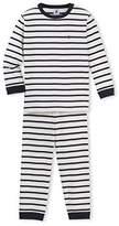Petit Bateau Boy's Bagel Striped Pyjama Set