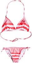 Roxy Girls Dotsy Tri Bikini Set - Girls 7-14