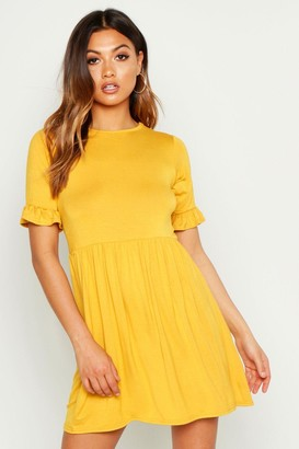 boohoo Smock Dress