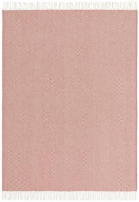 Arket Klippan Freckles Wool Blanket