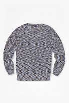 Space Dye Knitted Jumper