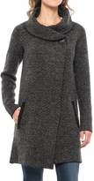 Tahari Shawl Collar Sweater Jacket (For Women)