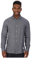 Penfield Canso Striped Brushed Flannel Long Sleeve Shirt