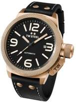 TW Steel Canteen Automatic Rose-Gold Stainless Steel Watch