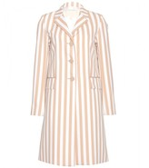Marc Jacobs STRIPED COAT