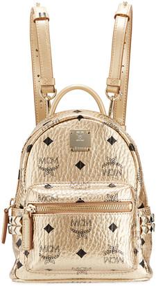 MCM Stark Extra Mini Backpack