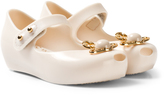 Mini Melissa Ivory Pearl and Orb Vivienne Westwood Shoes