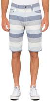 R & E RE: Multi Stripe Short