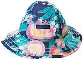 Catimini Baby Girls CHLFD-SPIRIT GRAPHIC F/L Floral Bucket Hat - Blue -