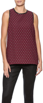Mud Pie Nicki Sleeveless Top