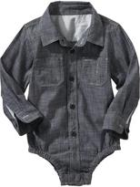 The new chambray shirt