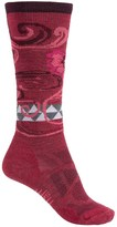 Smartwool Midweight Ski Socks - Merino Wool, Over the Calf (For Women)