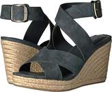 Unlisted Women's Over There Espadrille Wedge Sandal,10 M US