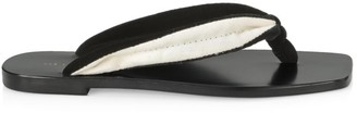 The Row The Swan Thong Sandals