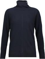 Magaschoni Dolman cashmere turtleneck sweater