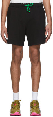 Rochambeau Black Core Sport Shorts