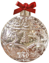 "Jay Import 5.25"" Tree & Ribbon Ball Ornament"