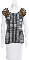 Missoni Textured Knit Top
