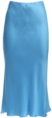 Bec & Bridge Frederic Satin Midi Skirt