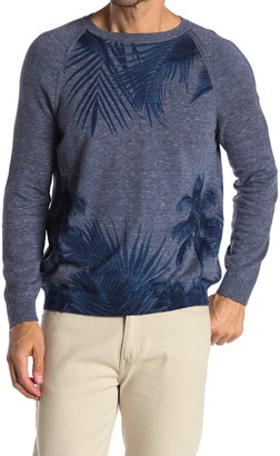 Tommy Bahama Indigo Breeze Crew Neck Pullover
