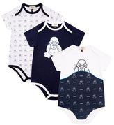 Armani Junior Duck Print Bodysuits (Set of 3)