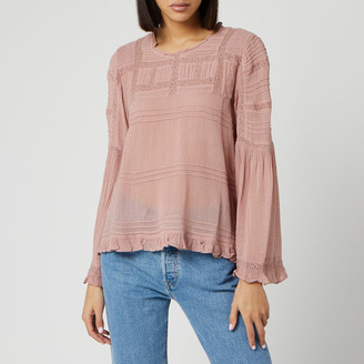 Free People Women's Olivia Blouse
